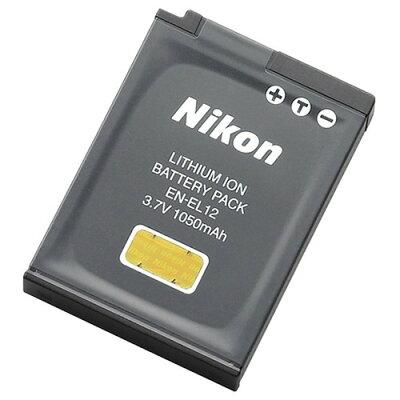 Nikon リチャージャブルバッテリー EN-EL12