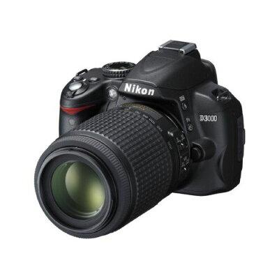 Nikon D3000 ダブルズームキット