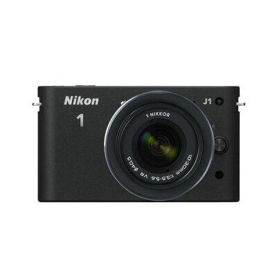 Nikon NIKON 1 J1 ズームレンズキット BLACK