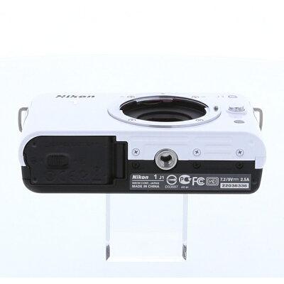 Nikon NIKON 1 J1 Wズームキット WHITE