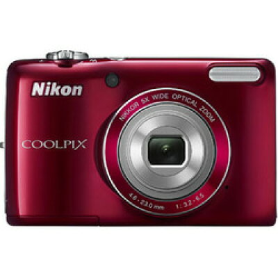 Nikon COOLPIX Life L26 RED
