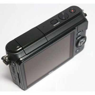 Nikon ミラーレス一眼カメラ  NIKON 1 S1 BLACK