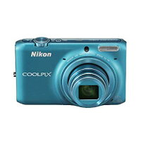Nikon COOLPIX Style S6500 GLOSSY RED
