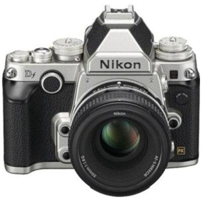 Nikon  デジタル一眼レフカメラ Df レンズキット SILVER