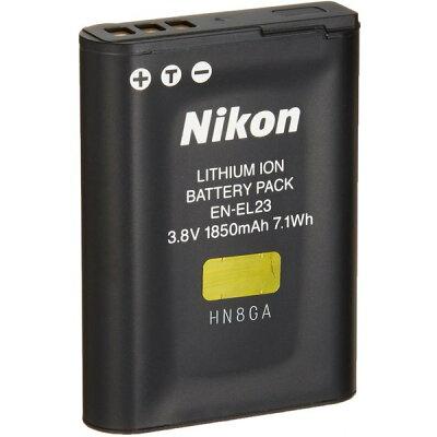 Nikon リチャージャブルバッテリー EN-EL23