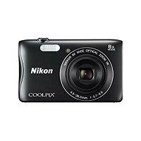 Nikon COOLPIX Style COOLPIX S3700 BLACK