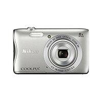 Nikon COOLPIX Style COOLPIX S3700 SILVER