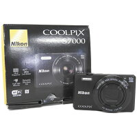 Nikon COOLPIX Style COOLPIX S7000 BLACK