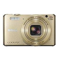 Nikon COOLPIX Style S7000 GOLD