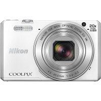 Nikon COOLPIX Style COOLPIX S7000 WHITE