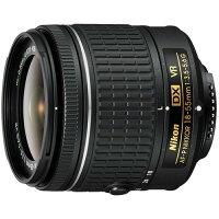 Nikon  交換レンズ AF-P DX 18-55F3.5-5.6G VR