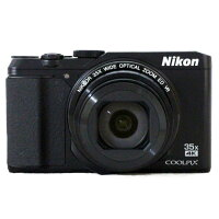 Nikon COOLPIX Affinity A900 BLACK