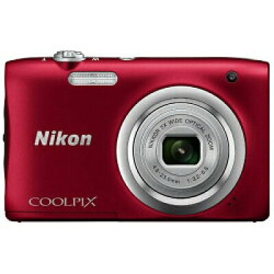 Nikon COOLPIX A 100 RED