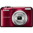 Nikon COOLPIX A 10 RED