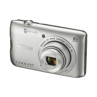 Nikon COOLPIX Affinity A300 SILVER