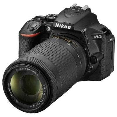 Nikon デジタル一眼レフカメラ D5600 ダブルズームキット
