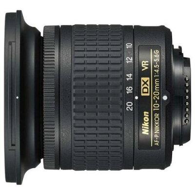 Nikon  DXフォーマットデジタル一眼レフカメラ対応 AF-P DX 10-20F4.5-5.6G VR