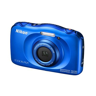 Nikon COOLPIX W W100 BLUE
