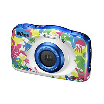 Nikon COOLPIX W W100 MARIN
