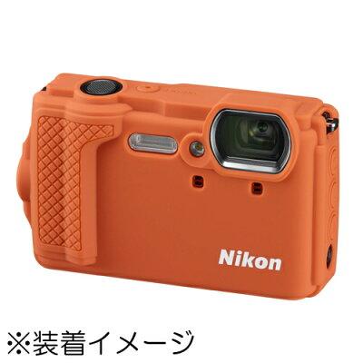 ニコン シリコンジャケット CF-CP3 オレンジ(1コ)