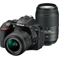 Nikon D5500 D5500 ダブルズームキット BLACK