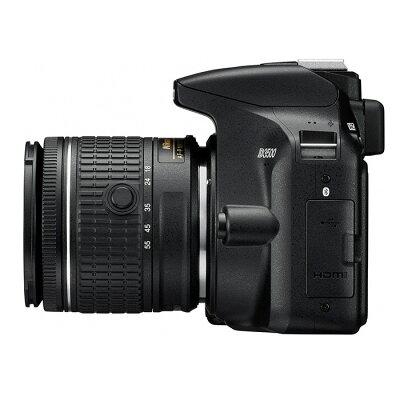Nikon  DXフォーマットデジタル一眼レフカメラ エントリーモデル D3500 ダブルズームキット