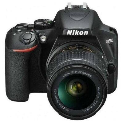 Nikon  ガイドモード搭載 ニコンDXフォーマットデジタル一眼レフカメラ D3500 18-55 VR レンズキット