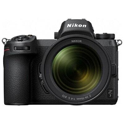 Nikon  FXフォーマットミラーレスカメラ Z7 Z 7 24-70 レンズキット