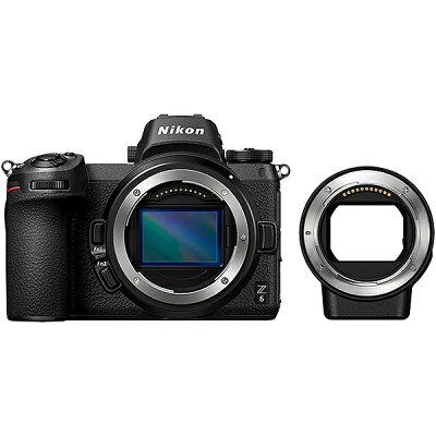 Nikon  ミラーレス一眼カメラ Z6 Z 6 24-70 + FTZ マウントアダプターキット