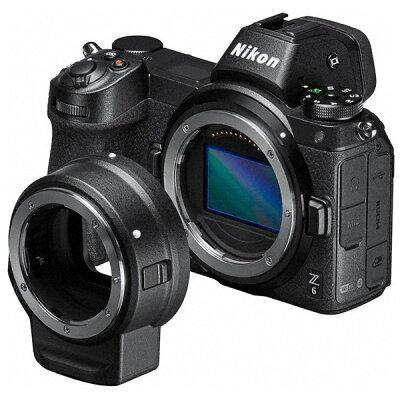 Nikon  ミラーレス一眼カメラ Z6 Z 6 FTZ マウントアダプターキット