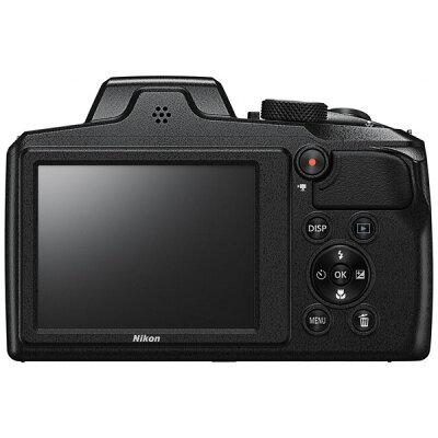ニコン デジタルカメラ クールピクス B600 ブラック(1台)