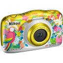 Nikon コンパクトデジタルカメラ COOLPIX W W150 RESORT