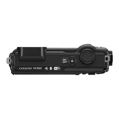 Nikon デジタルカメラ COOLPIX W W300 BLACK