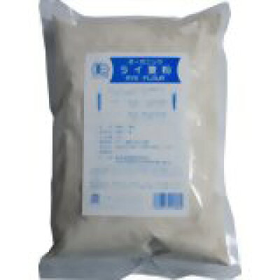 桜井食品 オーガニック ライ麦粉(500g)