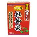 100%ユーワ杜仲茶(2g*40包)