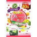 おいしいフルーツ青汁コラーゲン&プラセンタ(40包)