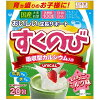 ユーワ すくのびいちごミルク味 20包