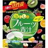 ユーワ おいしいフルーツ青汁 3種の活性炭 3gX20包