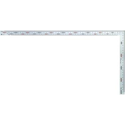 シンワ シルバー曲尺厚手広巾 50CM10405