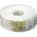 信越 紙ひも KH1510白 2.5mm 100m