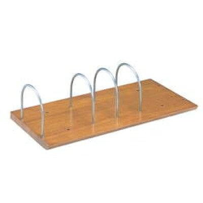 ハイロジック 木製棚板ブックエンド付 MTB1 HB