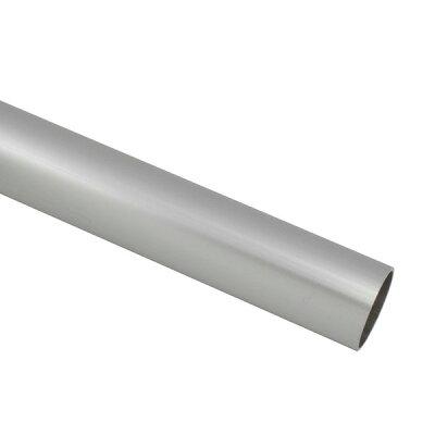 アルミ丸パイプ 1.0×25mm 1m シルバー 1本