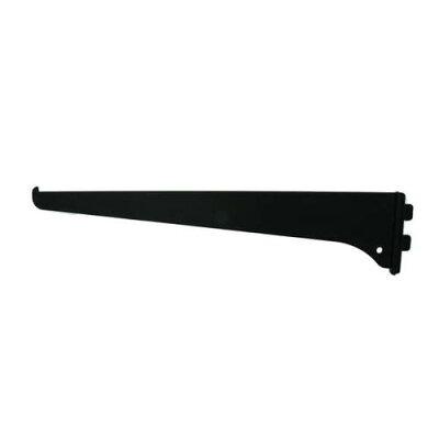 ファンシー棚受 300mm 黒 FT-30B
