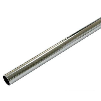 ハイロジック バースチール25丸 620 HB-25 クローム Tools & Hardware 00098359-001