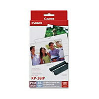 Canon カラーインク/用紙 KP-36IP