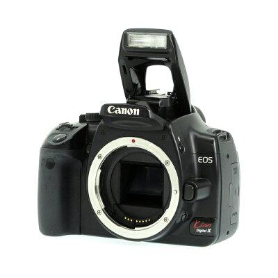 Canon EOS KISS DIGITAL X デジタル一眼レフカメラボディ B