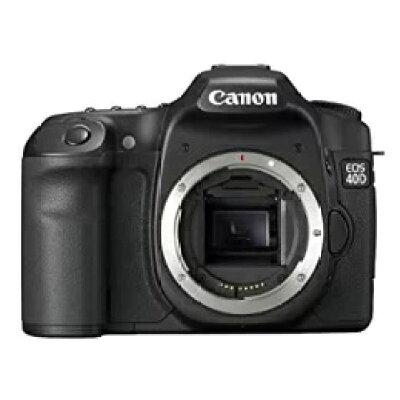 Canon  デジタル一眼レフカメラEOS 40D EOS 40D・ボディ