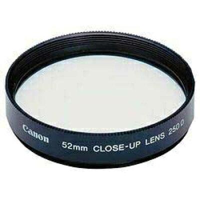 CANONクローズアップレンズC-UP52250D