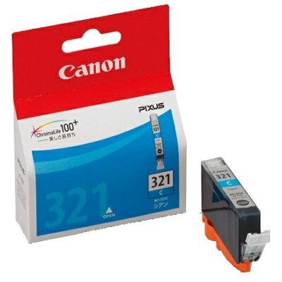 Canon インクカートリッジ BCI-321C