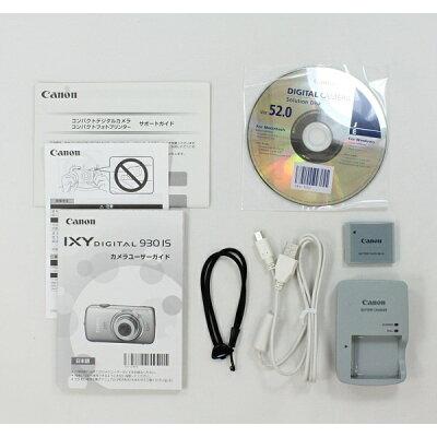Canon コンパクトデジタルカメラ IXY DIGITAL 930 IS PR